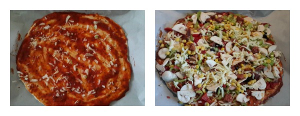 Bol Malzemos Pizza