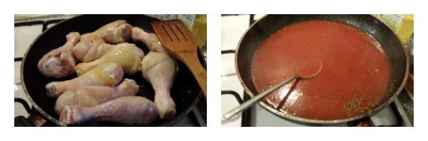 Fırında Soteli Patatesli Tavuk But