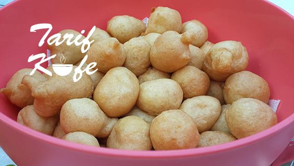 Patatesli Lokma (Pişi Tadında)
