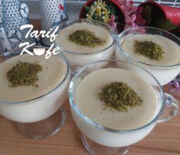 Pastane Usulü Beyaz Çikolatalı Supangle Tarifi