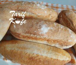 Halk Ekmeği Tadında Ekmek Tarifi