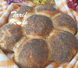 Papatya – Çiçek Ekmek Tarifi