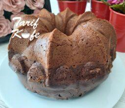 Kremalı Kakaolu Kek