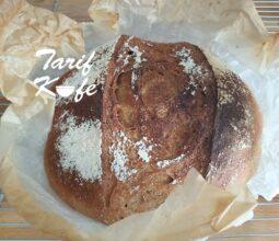 Esmer Ekmek Yapımı